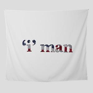 'i' : man [Karl Lentz] American-ware itemz Wall Ta